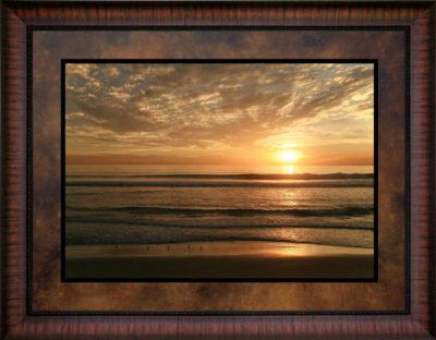 Sandpiper Sunset – 22″ x 28″